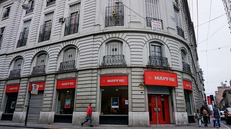 View of the building where Ernesto Che Guevara`s was born in Rosario, Argentina. File photo