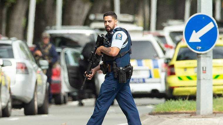 Polisi Selandia Baru