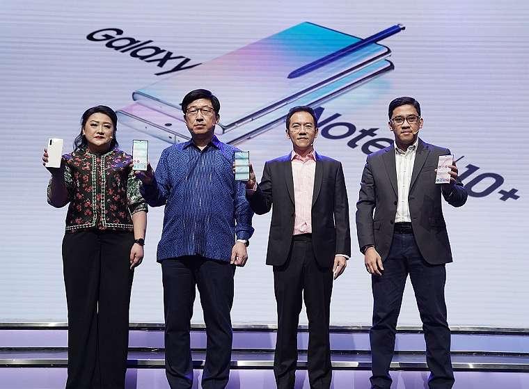 Samsung Resmikan Kehadiran Galaxy Note10 dan Note10+ di Indonesia 1