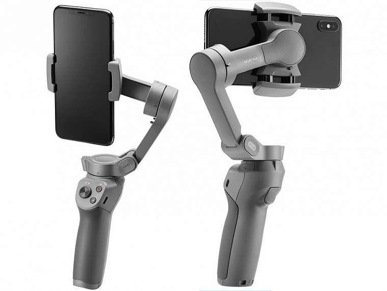 DJI Perkenalkan Osmo Mobile 3, Gimbal Smartphone yang Bisa Dilipat 3