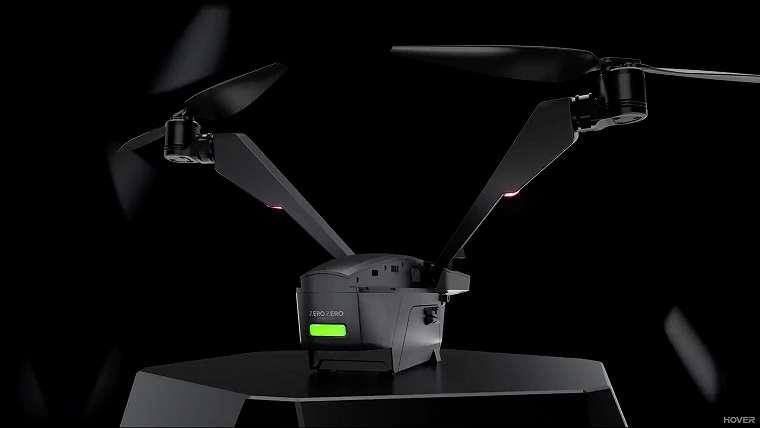 V-Coptr Falcon: Drone Lipat Dua Baling-Baling Pertama dengan Baterai Tahan 50 Menit 11