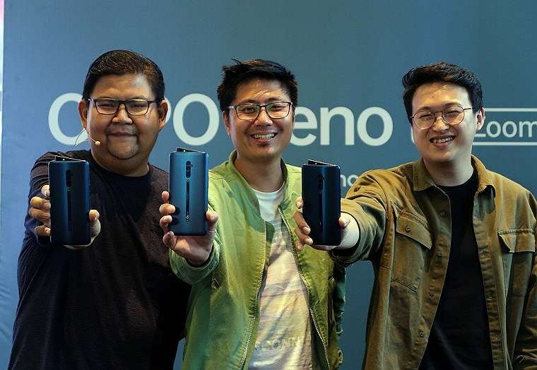 [Hands-On] Mencoba Kecanggihan Kamera OPPO Reno 10x Zoom 10
