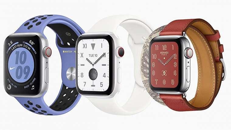Apple Watch Series 5: Jam Tangan Pintar Pertama Apple dengan Layar Always-On 2