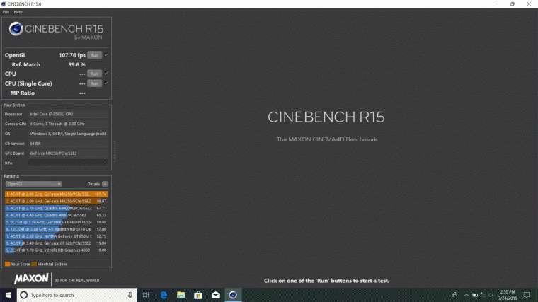 Asus Vivobook Benchmark (1)