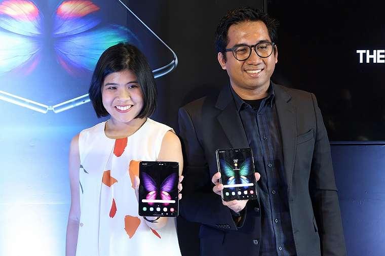 Harga 30 Jutaan Rupiah, Samsung Galaxy Fold Resmi Dijual di Indonesia 14