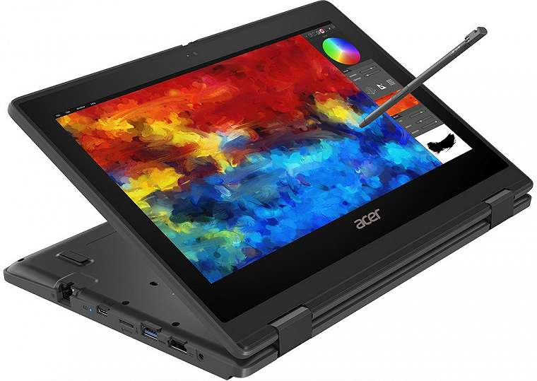 Acer TravelMate B3 dan Spin B3: Duo Laptop Entry-Level dengan Layar 11,6 Inci 12