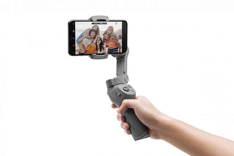 DJI Perkenalkan Osmo Mobile 3, Gimbal Smartphone yang Bisa Dilipat 1