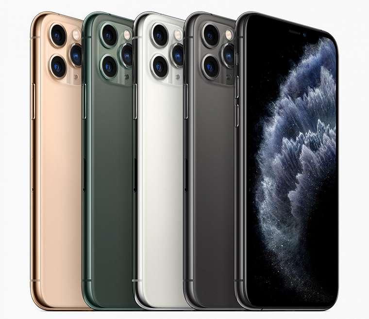 iPhone 11 Pro dan iPhone 11 Pro Max: Duo Smartphone Apple dengan Tiga Kamera Belakang dan Layar Super Retina XDR 4