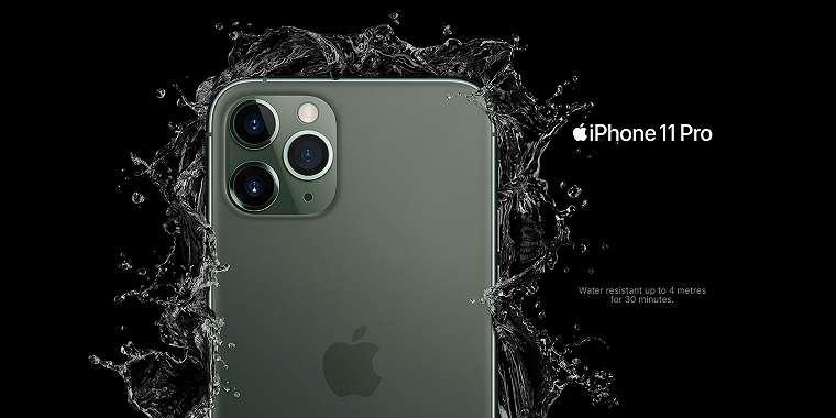 iPhone 11 Pro dan iPhone 11 Pro Max: Duo Smartphone Apple dengan Tiga Kamera Belakang dan Layar Super Retina XDR 2