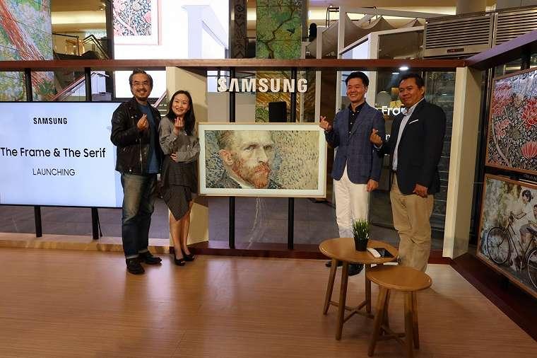 Dijual Mulai dari 19 Jutaan Rupiah, Samsung The Frame 2019 dan The Serif Resmi Hadir di Indonesia 10