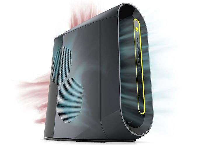 Alienware Aurora Ryzen Edition: Tersedia Hingga Opsi AMD Ryzen 9 3950X dan Nvidia GeForce RTX 2080 Ti 1