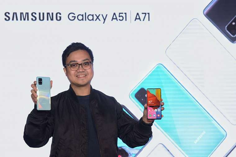 Samsung Umumkan Kehadiran Galaxy A51 dan Galaxy A71 di Indonesia 11