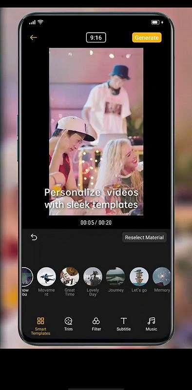 [Tips] Cara Membuat Video dengan Aplikasi SoLoop di Smartphone OPPO 19 android, OPPO. ColorOS 7. SoLoop. Tips, smartphone