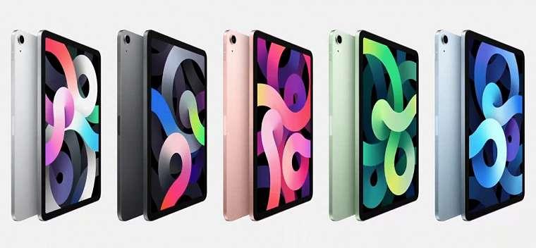 Apple iPad Air 4th gen 2020 1