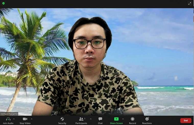 canon EOS M6 Mark II webcam 2