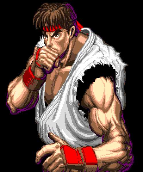 Sekitar 2.400 gamer Jepang pembaca Famitsu memilih Street Fighter II sebagai game fighting terbaik sepanjang masa.