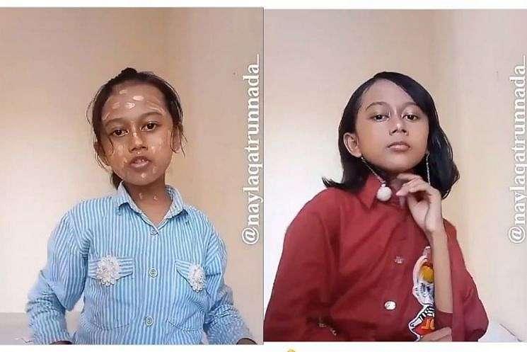 Tutorial Makeup Beli Indomie ke Warung (twitter.com/subtanyarl)