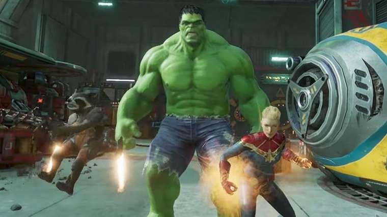Marvel: Power United VR. (geektyrant)