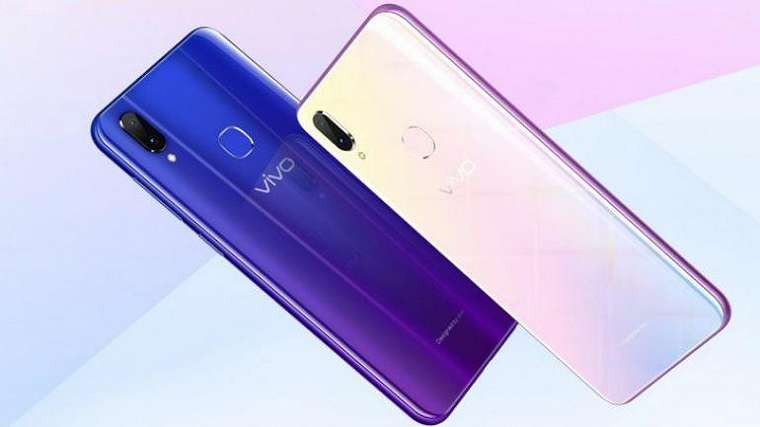 Vivo Z3i. (India Today)