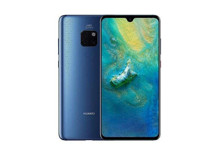 Huawei Mate 20. (Huawei)