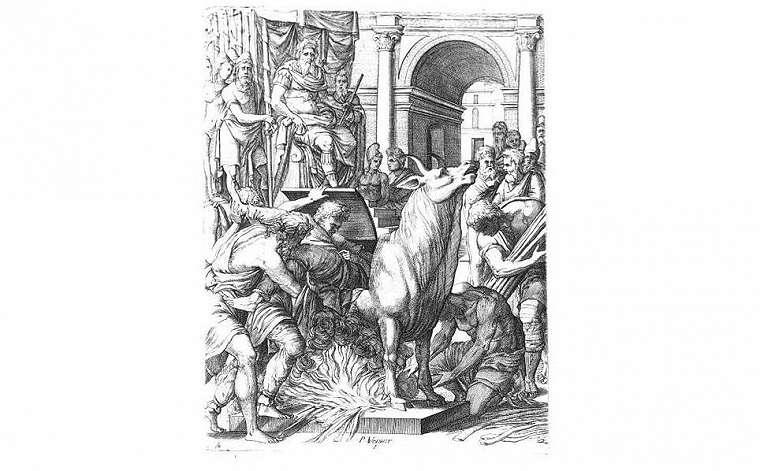Brazen Bull. (Wikipedia)