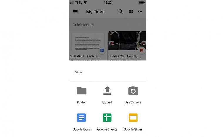 Google Drive. (HiTekno)