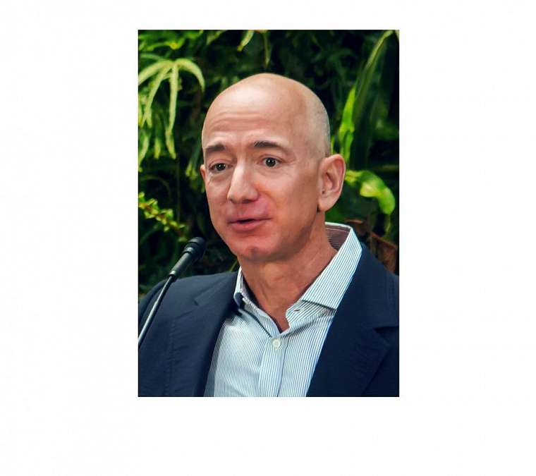 Jeff Bezos. (Wikipedia/ Seattle City Council)