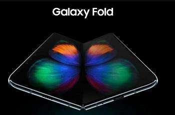 Samsung Galaxy Fold. (Samsung)
