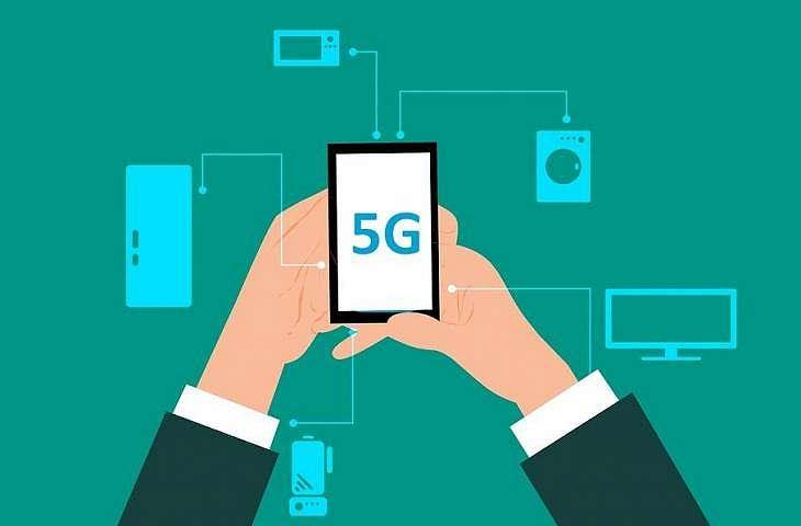 Ilustrasi jaringan 5G. (Pixabay/ mohamed_hassan)