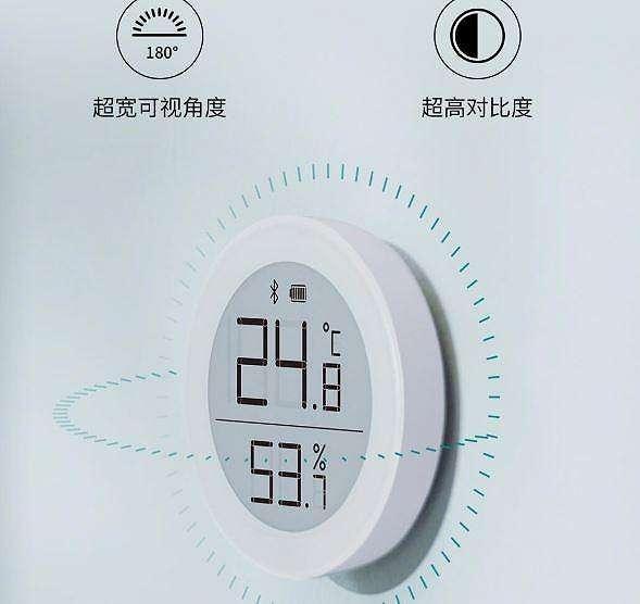 Termometer ruangan Xiaomi terbaru. (Xiaomi Youpin)
