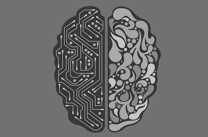 Ilustrasi teknologi AI. (Pixabay)