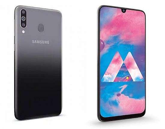 Samsung Galaxy A40s. (Samsung)