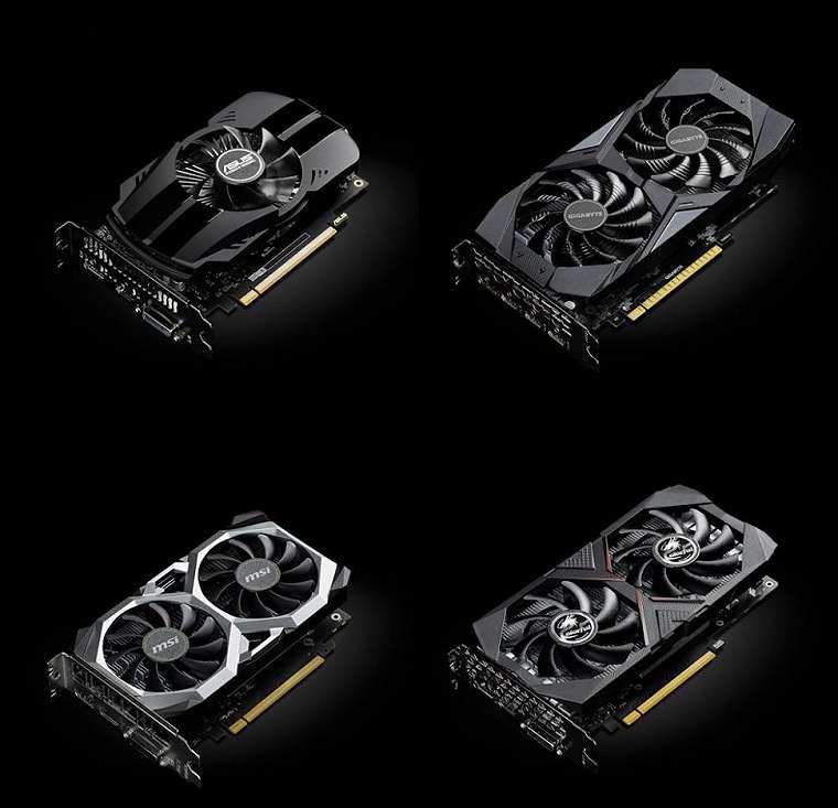 Nvidia GeForce GTX 1650. (Nvidia)