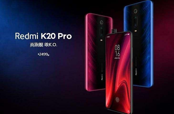 Redmi K20 Pro. (Xiaomi China)