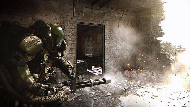 Call of Duty: Modern Warfare. (Activision)