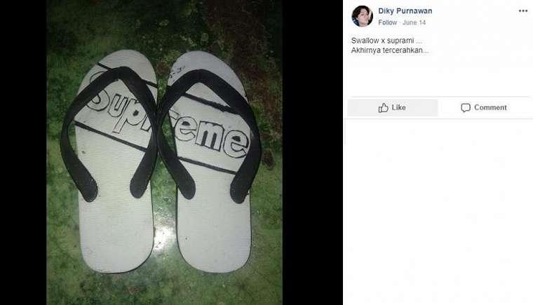 Meme balasan netizen. (Facebook/ Diky Purnawan)
