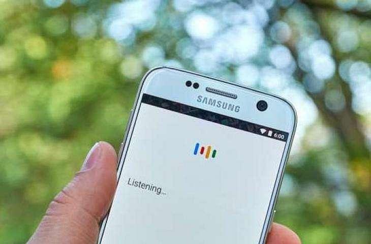 Google Assistant. (Shutterstock)