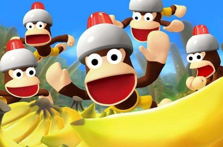 Ape Escape. (PlayStation)