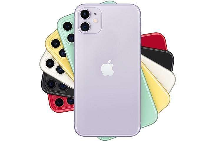 iPhone 11. (Apple)