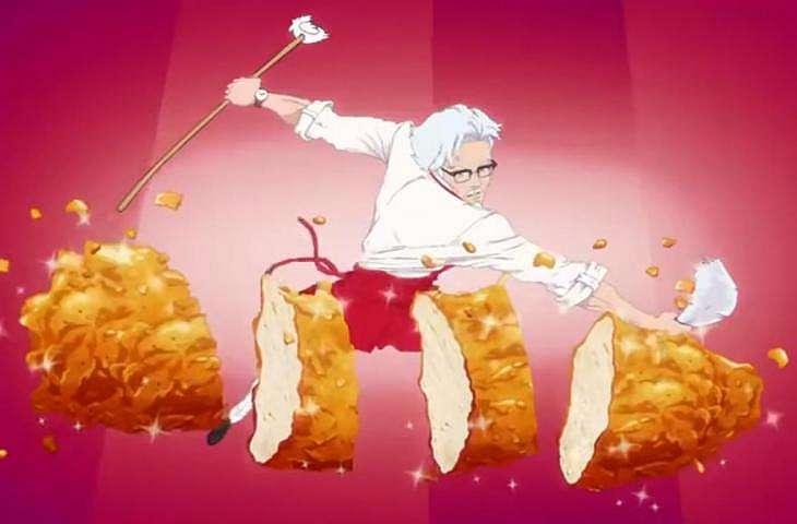 Game KFC. (YouTube/IGN)