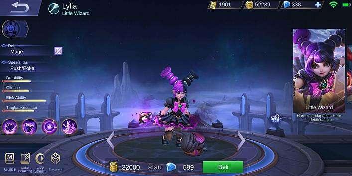 Hero Lylia. (HiTekno,com)