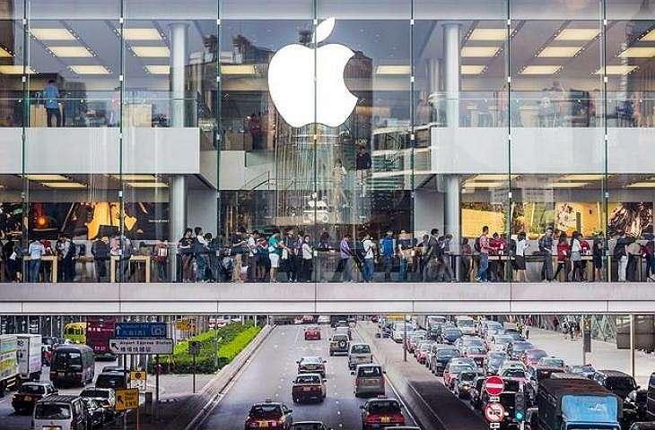 Apple Store. (Pixabay/3005398)