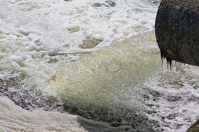 Ilustrasi air selokan. (pixabay/Aviavlad)