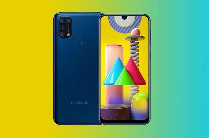 Samsung Galaxy M31. (Samsung Indonesia)