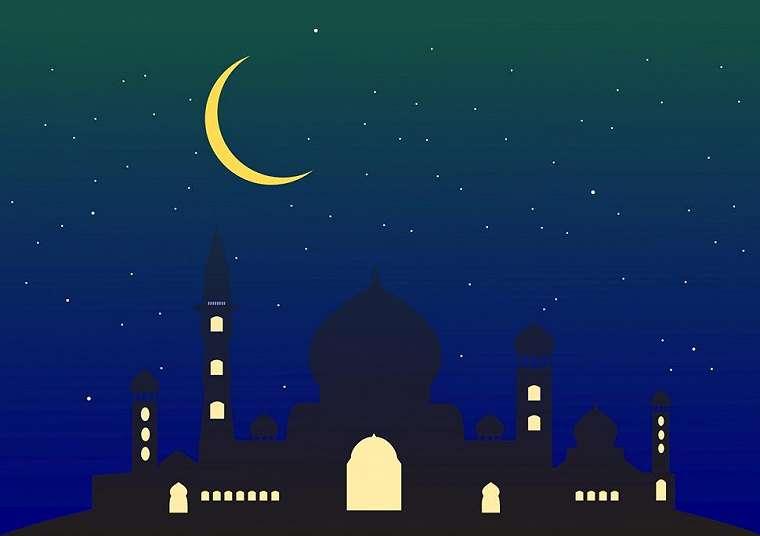 Ilustrasi masjid. (Pixabay/ intera Studio)