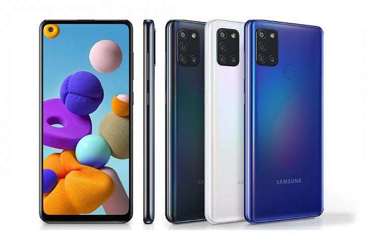 Samsung Galaxy A21s. (Samsung)