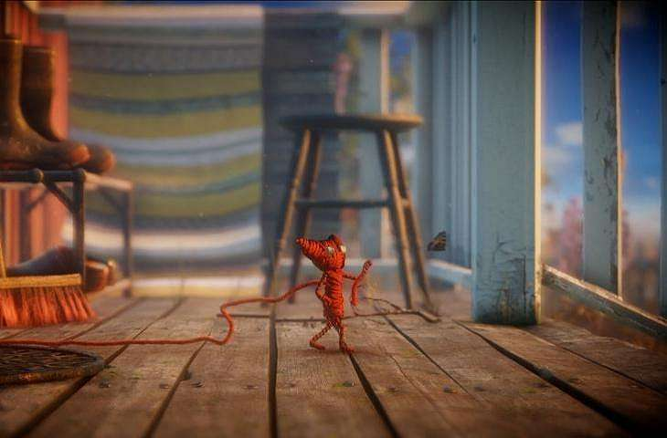 Game PC Unravel. (Steam).