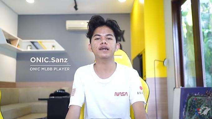 Tips pakai Lancelot ala ONIC Sanz. (youtube/ONIC Esports)