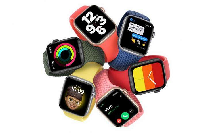 Apple Watch SE. (Apple)