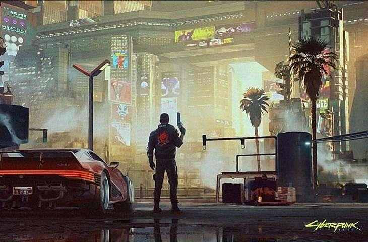 Cyberpunk 2077. (CD Projekt Red)